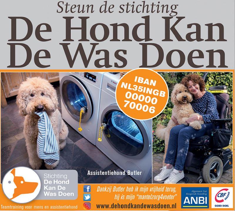 Stichting De Hond Kan De Was Doen